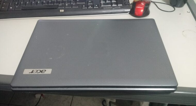 Notebook Acer – Aspire 4739