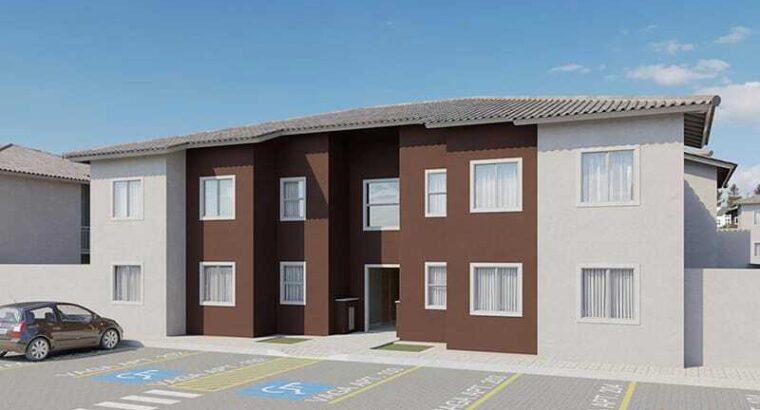 Apartamento 2 e 3 quartos