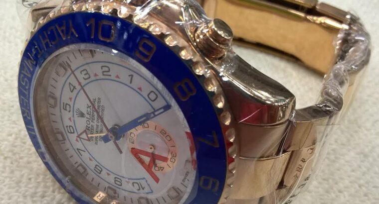 Relógio Rolex Yatch Master