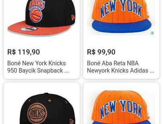 Boné Knicks NBA Original
