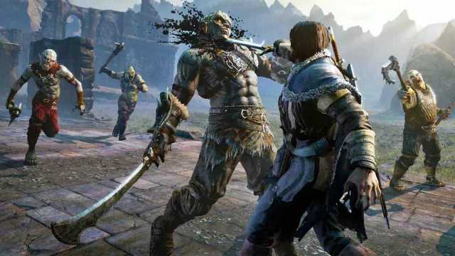 Shadow of War – PS4 (Sombras da guerra) R$ 50,00