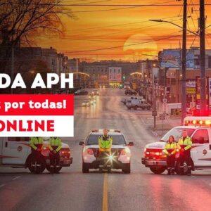 CURSO APH Atendimento Pré-Hospitalar 🔬💓💉
