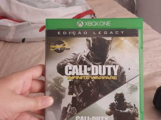 vendo call of duty R$ 70,00 nunca usado