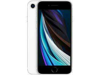 "iPhone SE Apple 128GB Branco 4,7"" 12MP – iOS Branco"