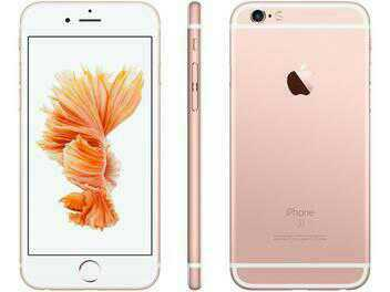 "iPhone 6s Apple 32GB Ouro rosa 4,7"" 12MP – iOS Ouro Rosa"