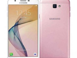 Samsung Galaxy J7 Prime rose