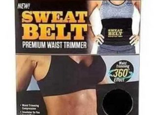 Sweat Belt Abdominal