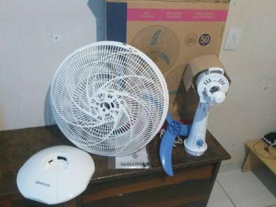 Vendo Este ventilador novo