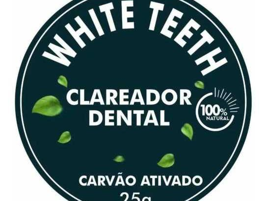 Clareador Dental White Teeth