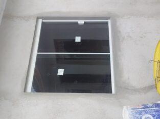 vidros comuns e temperado