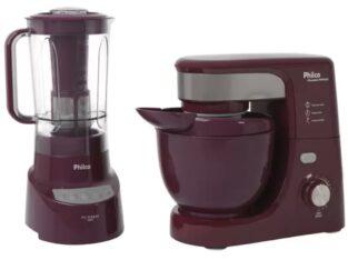 Kit Premium Wine Philco com Liquidificador-Batedeira